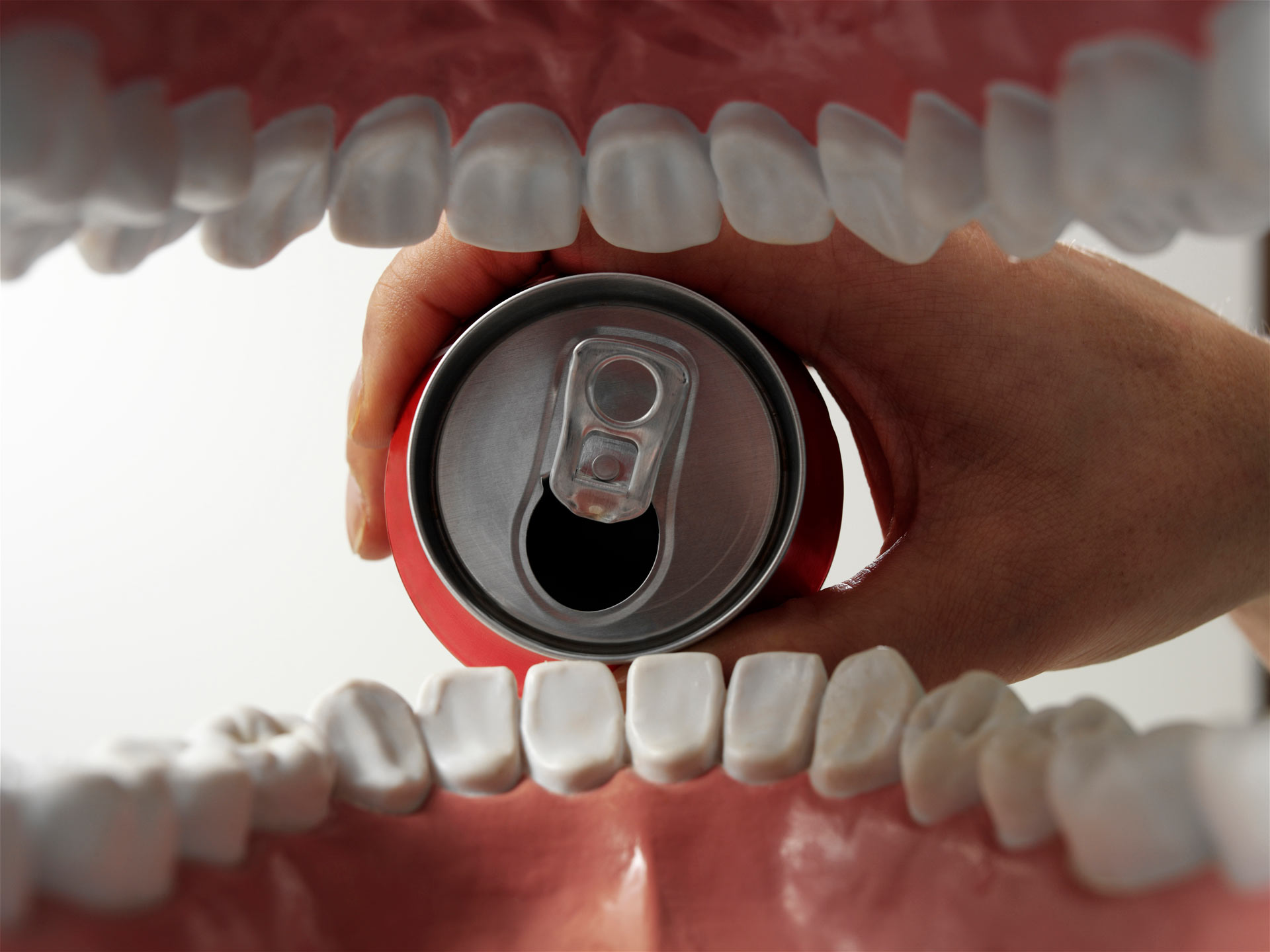 What Popular Drinks Do To Your Teeth